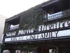 silent movie theatre (ca. 2007)