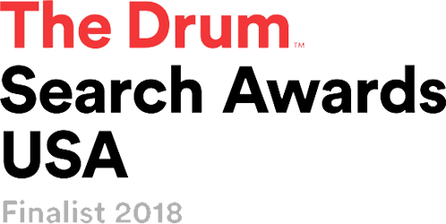 The Drum Search Awards USA - 2018 Finalist