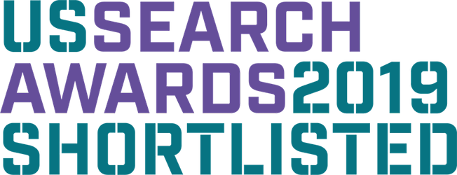 US Search Awards 2019 - Shortlisted