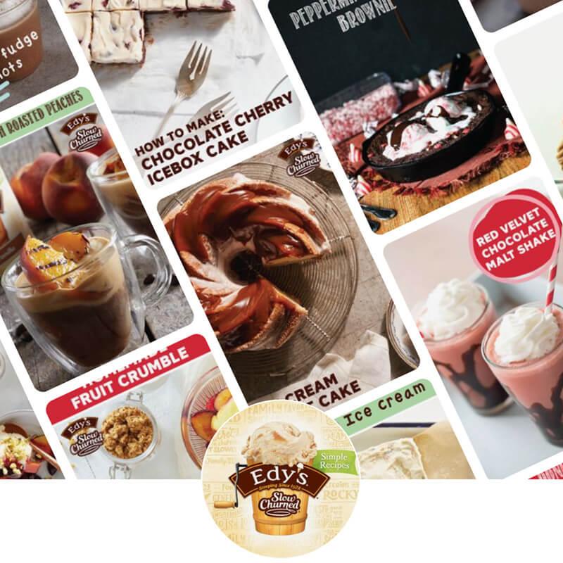 Dryer's/Edy's Ice Cream Social Media Strategy